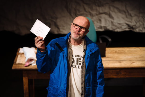 Review: I, Cinna (The Poet) at Unicorn Theatre