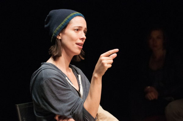 Rebecca Hall in Animal. Photo: Ahron R. Foster