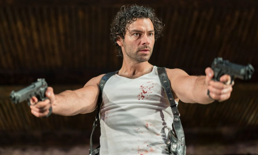 The Lieutenant Of Inishmore, Noel Coward Theatre. Photo: Johan Persson.