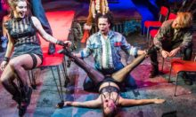 Review: Rent at Nottingham Playhouse