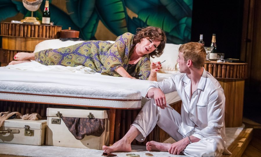 Sweet Bird of Youth, Chichester Festival Theatre. Photo: Tristram Kenton.