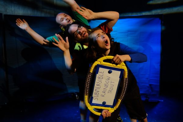 Review: The Deep Sea Seekers at The Wardrobe Theatre, Bristol