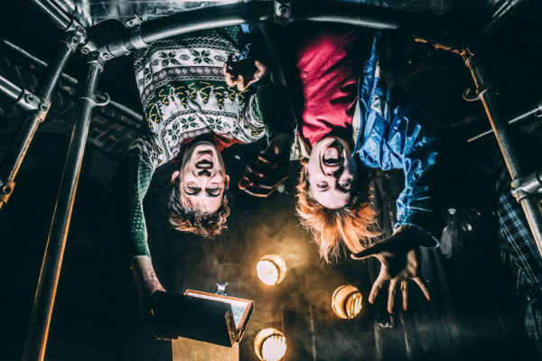 Review: Journey to the Impossible at The Bike Shed Theatre, Exeter