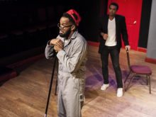 Review: Room 4 at The People's Improv Theater
