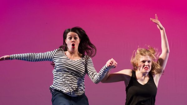 Edinburgh fringe review: Lovely Girls by The Hiccup Project