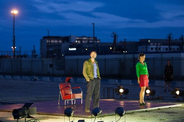 Review: A View from the Bridge at G+DIF