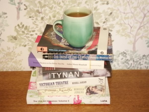 A Virtual Theatre Book Group