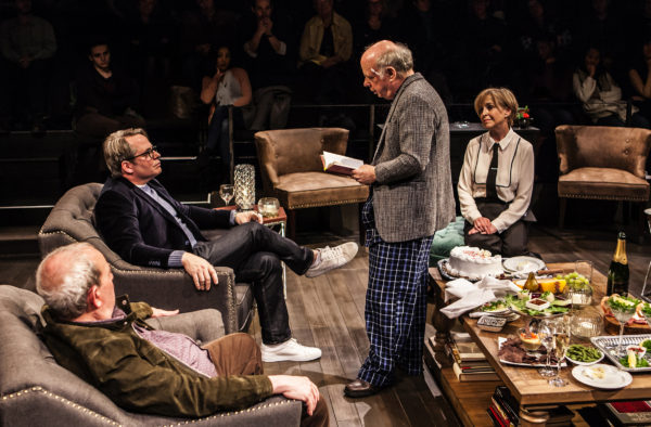 Review: Evening at the Talk House at Pershing Square Signature Center