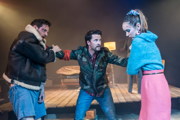 Review: A Lie of the Mind at Southwark Playhouse