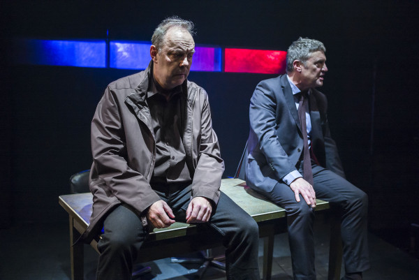 Review: A Steady Rain at the Arcola