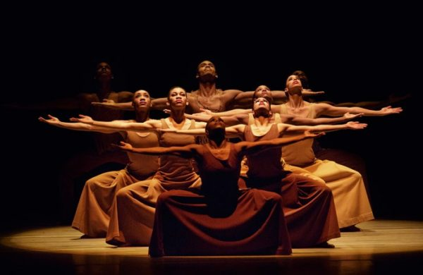 Review: Alvin Ailey American Dance Theater at Sadler's Wells