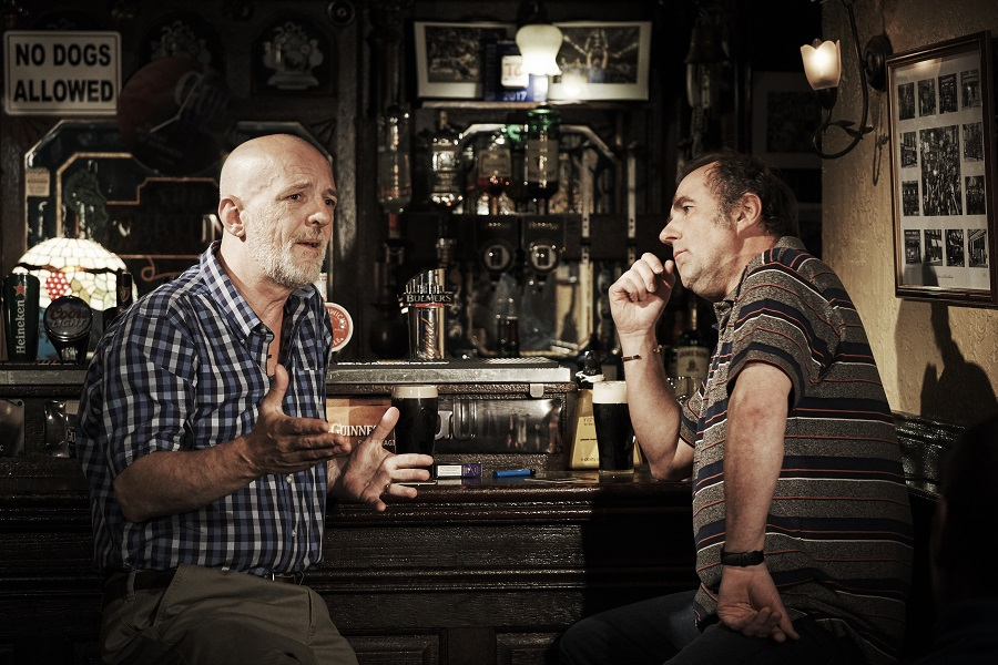 Two Pints, Abbey Theatre. Photo: Ros Kavanagh.