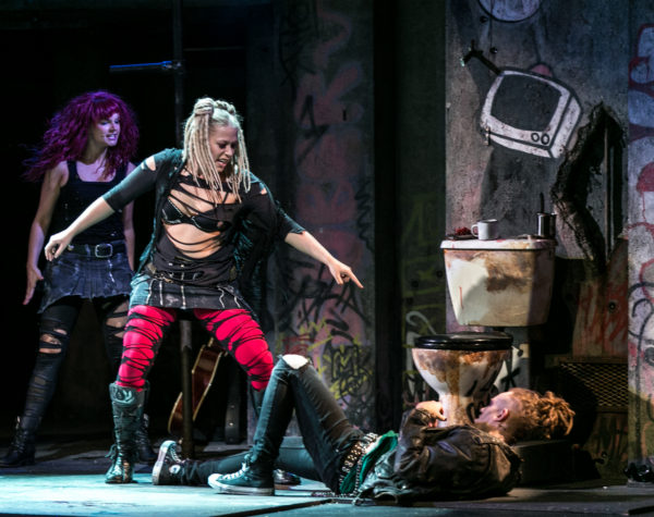 Review: American Idiot at King's Theatre
