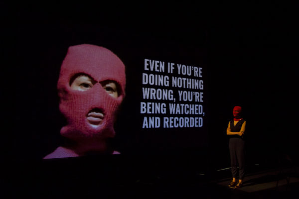 Review: A Machine They're Secretly Building at Tron Theatre, Glasgow