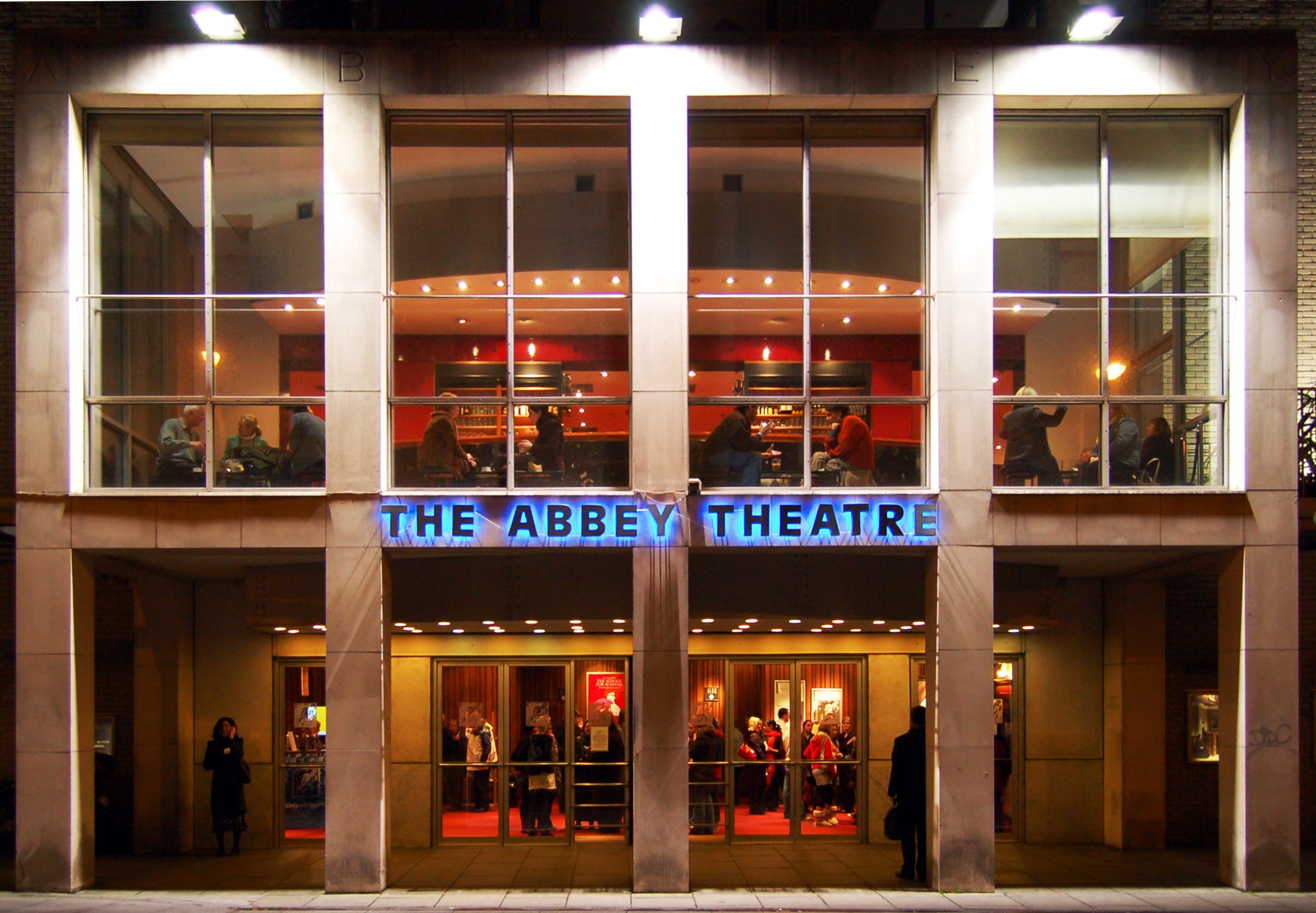 Dublin's Abbey Theatre