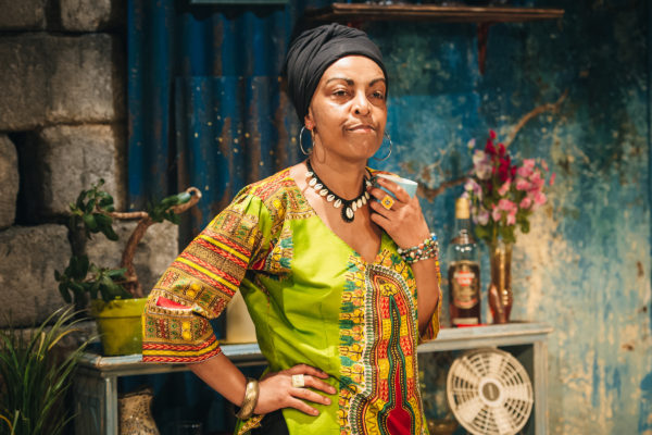 Review: Assata Taught Me at the Gate Theatre