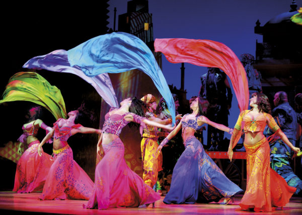 Review: Aladdin at the Prince Edward Theatre No.2