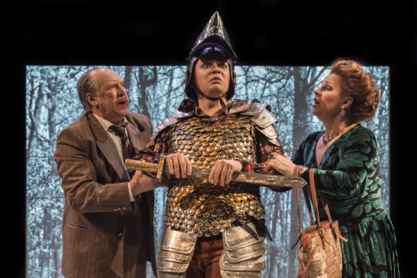 Review: The Knight of the Burning Pestle at the Barbican