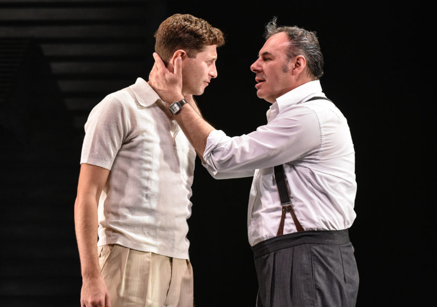 All My Sons, Nottingham Playhouse. Photo: Robert Day.