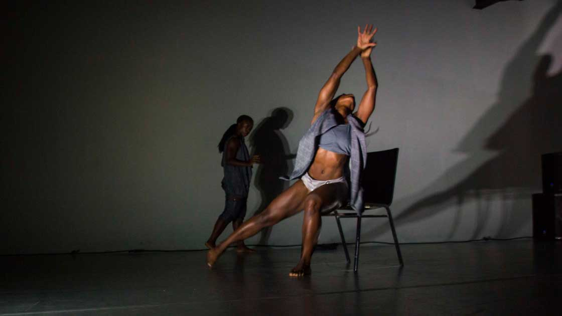 Alleyne Dance at The Place. Photo: Driftnote
