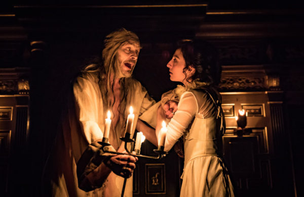 All's Well That Ends Well at the Sam Wanamaker Playhouse. Photo: Marc Brenner.