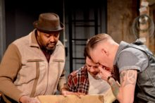 Review: The Albatross 3rd & Main at Park Theatre