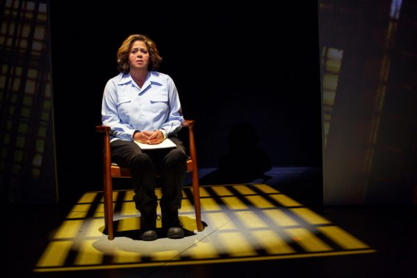 "Anna Deavere Smith: ""I'm chasing that which is not me"""