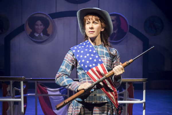 Review: Annie Get Your Gun at the Sheffield Crucible