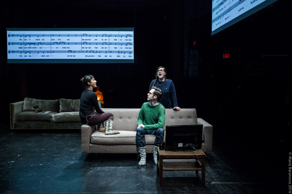 Review: Yesterday Tomorrow at La MaMa Ellen Stewart Theater