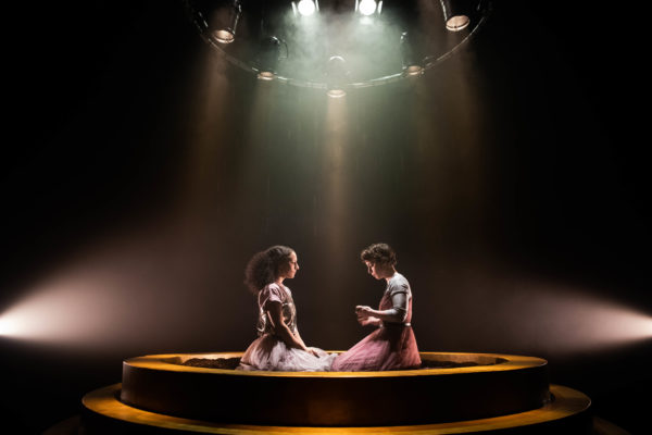 Antigone at New Diorama. Photo: Ali Wright.