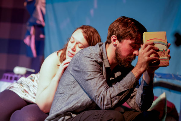 Review: Are You There? at the Zion Community Space, Bristol