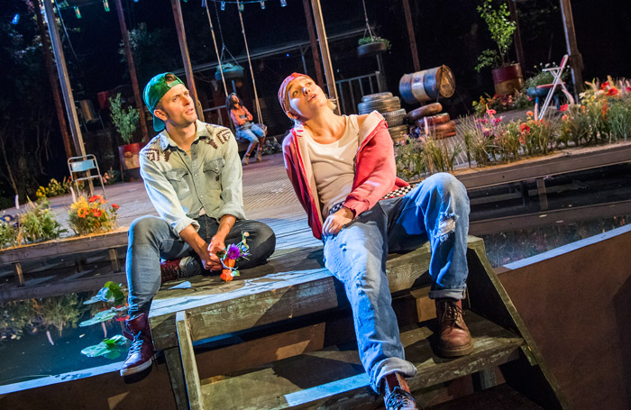 As You Like It, Regent's Park Open Air Theatre. Photo: Tristram Kenton.