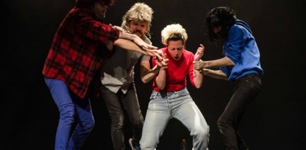 Review: All In at New Diorama Theatre