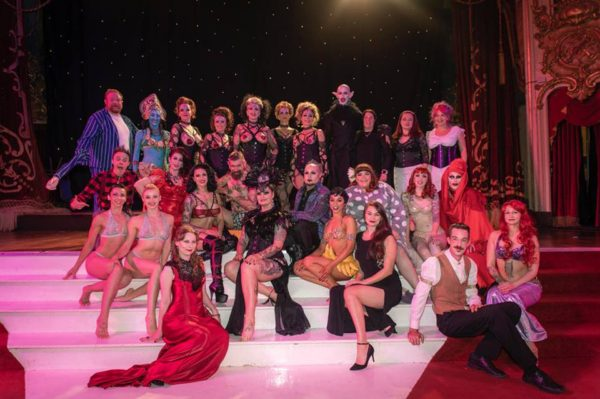 Review: Burlesque Noir at the Tower Ballroom, Blackpool