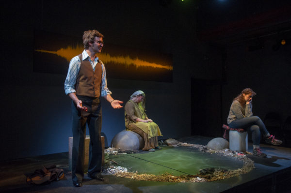 Review: Fishskin Trousers at the Park Theatre