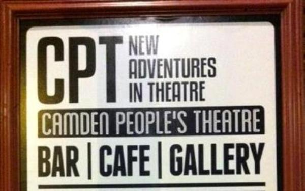 Brass Tacks: Running Camden People's Theatre