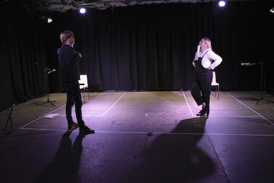 Review: Credit, Alphabetti Theatre