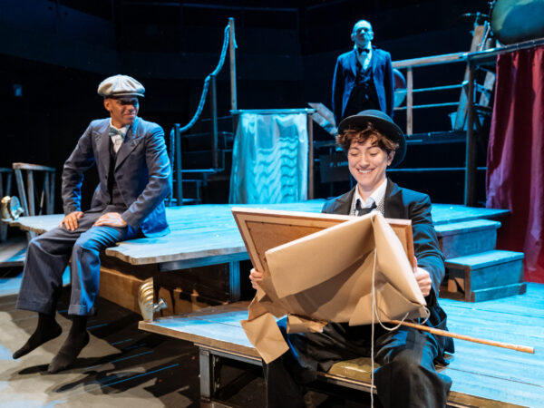 Review: Charlie and Stan at Theatre Royal Bath