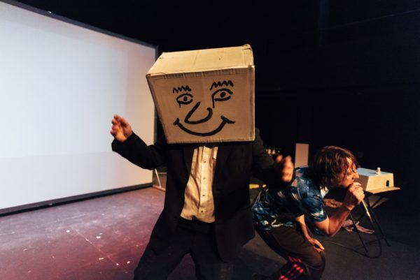 Review: The Castle Builder at Trinity Centre