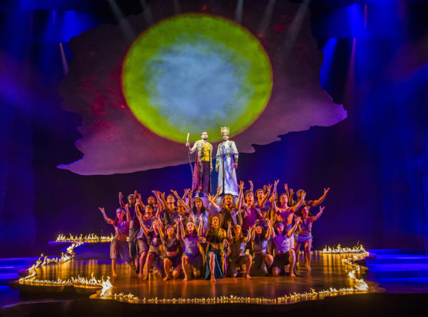 Review: Prince of Egypt at Dominion Theatre