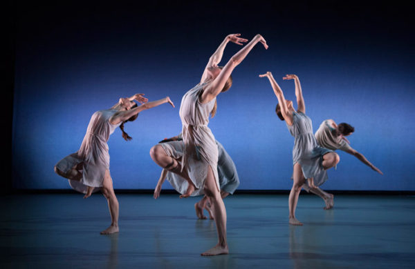 Review: Richard Alston Dance Company at Sadler's Wells.