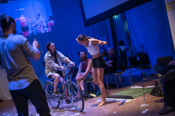 Edinburgh Review: Chase Scenes at Summerhall