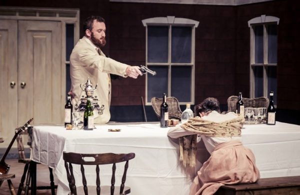 Chekhov's First Play by Dead Centre, at the Bristol Old Vic as part of Mayfest.