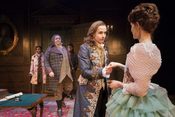 Review: The Way of the World at the Donmar Warehouse