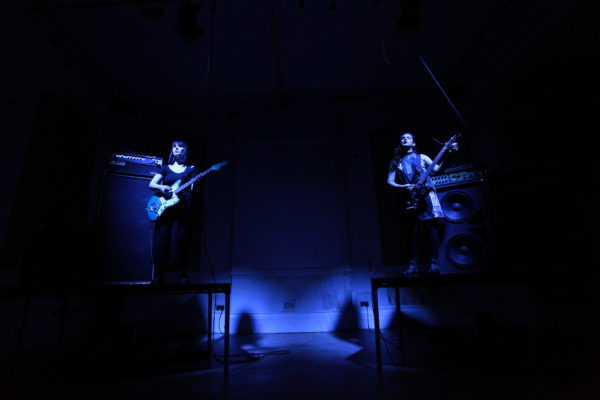 Review: Chris Brett Bailey triple bill at Battersea Arts Centre