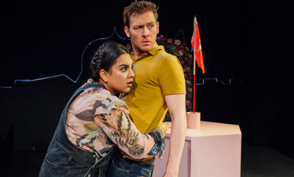 Review: Coconut at Ovalhouse
