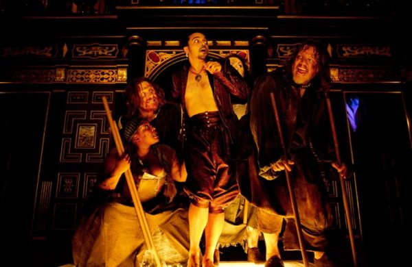 Review: Comus at the Sam Wanamaker Playhouse