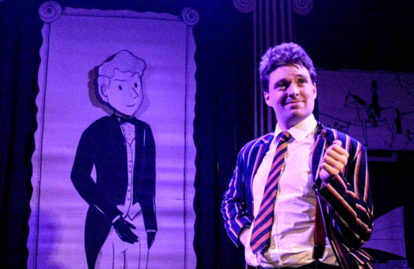 Review: Cream Tea and Incest at Hope Theatre