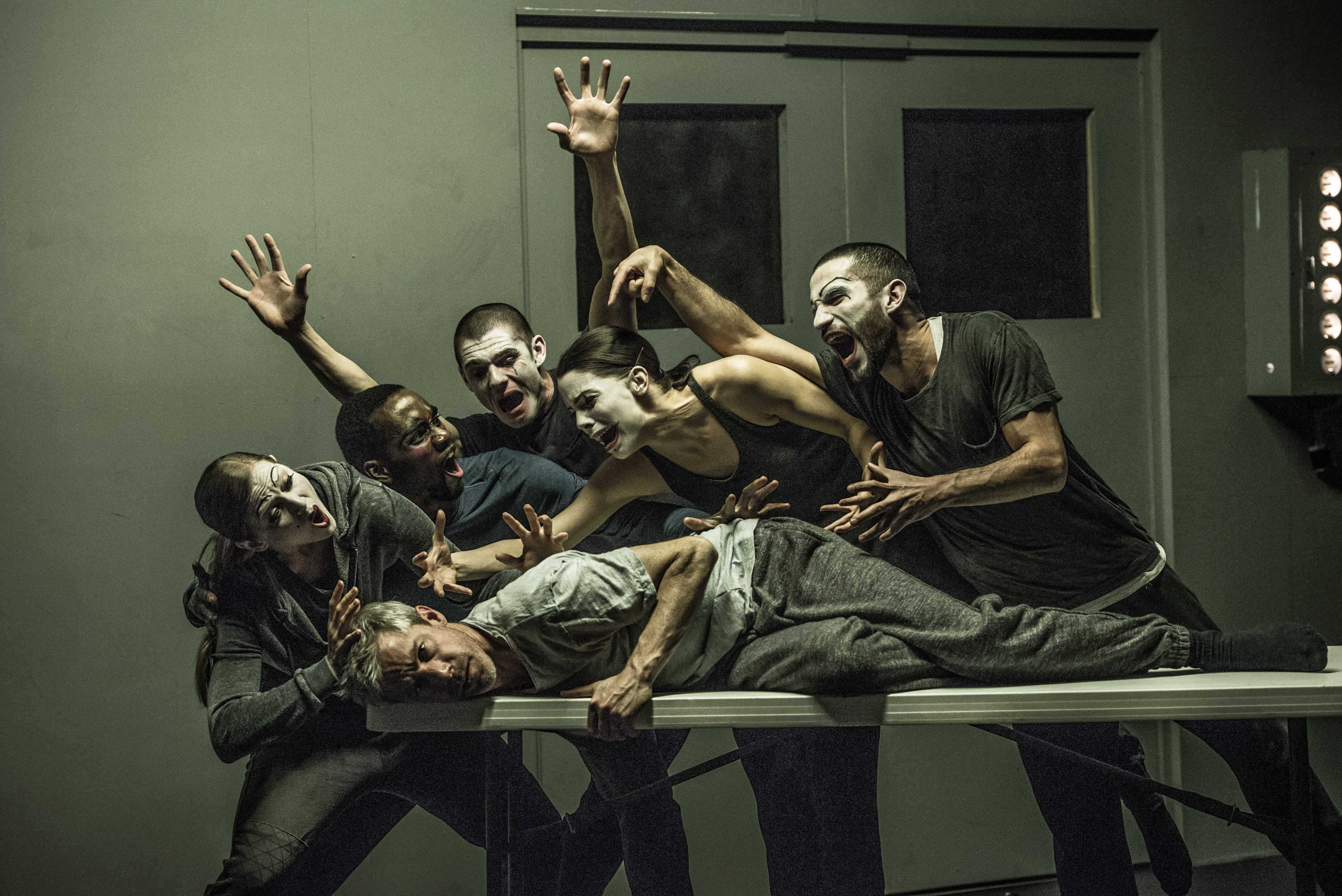 Betroffenheit at Sadler's Wells. Photo: Wendy D Photography.