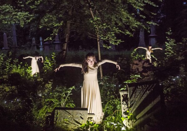 Review: Depart at Tower Hamlets Cemetery Park